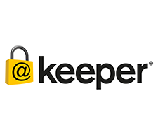 keeper password manager logo
