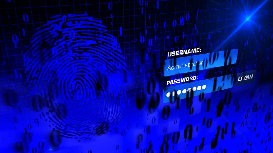 protect your login with password manager